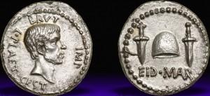 ブルトゥス デナリウス銀貨