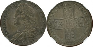 1746 LIMA G.BRITAIN CROWN ESC-125