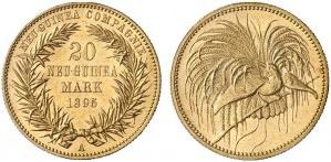 20 マルク 金貨