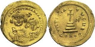 ソリダス 金貨