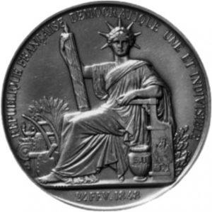 フランス共和国の国璽