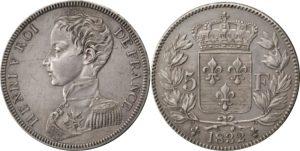 1832ヘンリーコイン