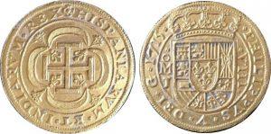 1715年 トライセンテニアル・ロイヤル金貨 (1715 Tricentennial Royal Gold Coin)
