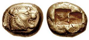 エレクトラム スタテル金貨
