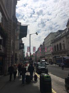 ロンドン街並み