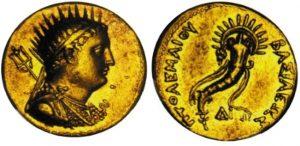 Ptolemaic Kingdom プトレマイオス4世