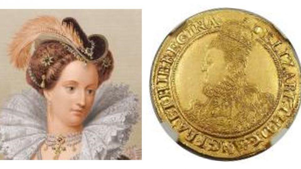Sovereign エリザベス一世Elizabeth