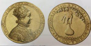 ルイ13世 戴冠式 記念 メダル