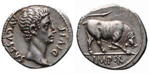 アウグストゥス デナリウス貨