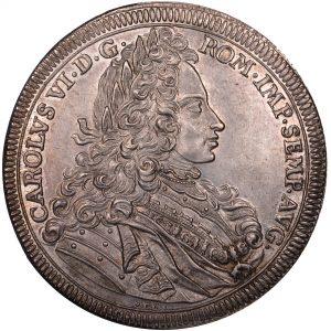 2ターラー 銀貨