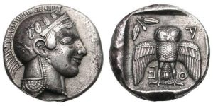 アテネデカドラクマ