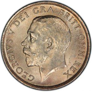 George V_Shilling_closeup