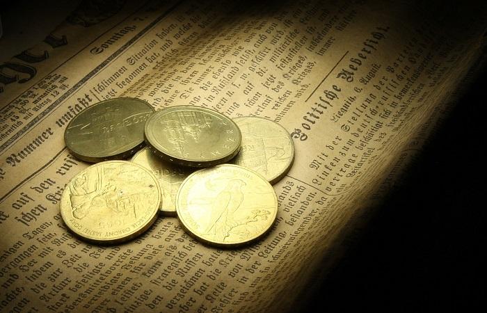 アンティークコイン 値段