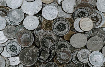 アンティークコイン グレード